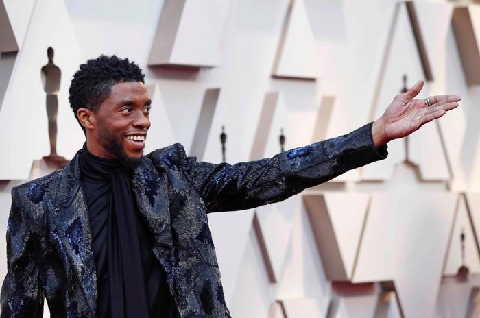 Dàn sao khoe sắc trên thảm đỏ Oscar 2019