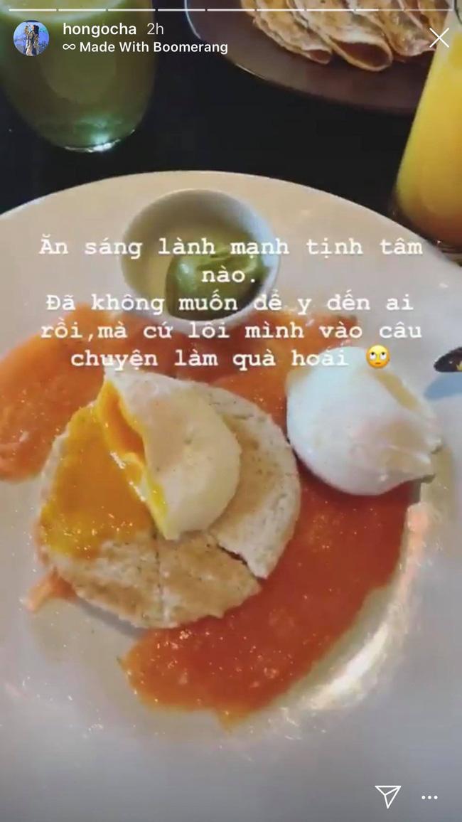 Hồ Ngọc Hà lại ban căng trên Instagram story nhưng vẫn sai chính tả - Ảnh 4.