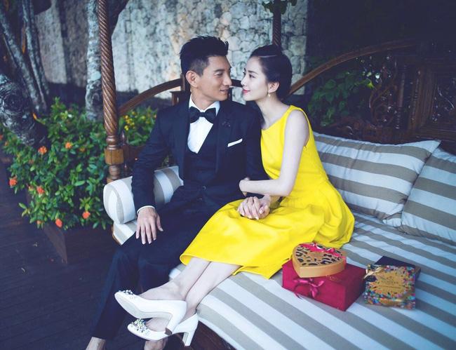 Lưu Thi Thi lần đầu xuất hiện với bụng bầu 7 tháng, đã sẵn sàng làm mẹ sau 3 năm kết hôn - Ảnh 4.