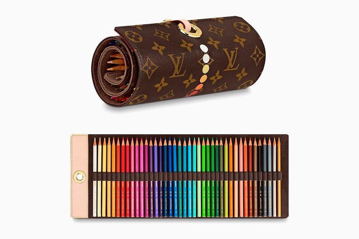 Louis Vuitton ra mắt bộ bút chì màu 21 triệu đồng dành cho các dân chơi yêu vẽ vời - Ảnh 4.