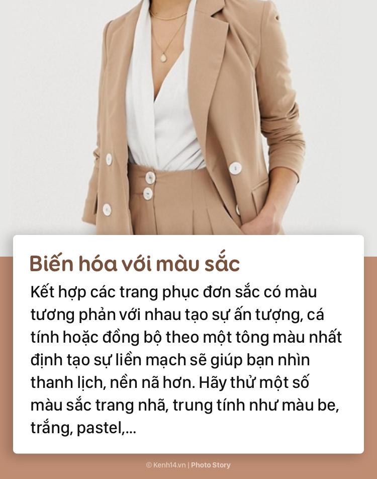 Bí kíp giúp các nàng biến hoá trang phục bình thường trở nên sang chảnh hơn hẳn - Ảnh 5.