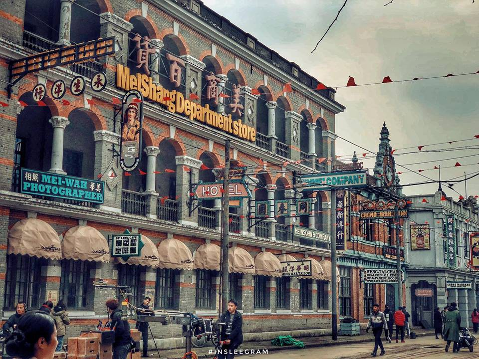 Tham quan phim trường nổi tiếng hàng đầu Thượng Hải: Tân Dòng Sông Ly Biệt và 1 loạt tác phẩm nổi tiếng đều quay ở đây - Ảnh 4.