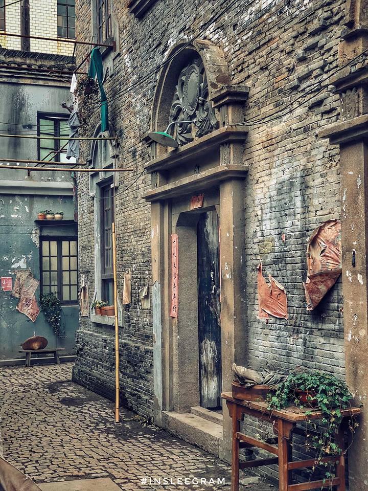Tham quan phim trường nổi tiếng hàng đầu Thượng Hải: Tân Dòng Sông Ly Biệt và 1 loạt tác phẩm nổi tiếng đều quay ở đây - Ảnh 24.