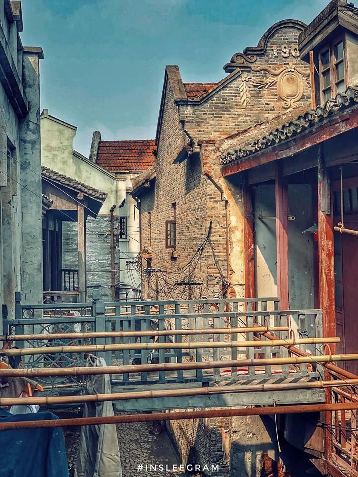 Tham quan phim trường nổi tiếng hàng đầu Thượng Hải: Tân Dòng Sông Ly Biệt và 1 loạt tác phẩm nổi tiếng đều quay ở đây - Ảnh 18.