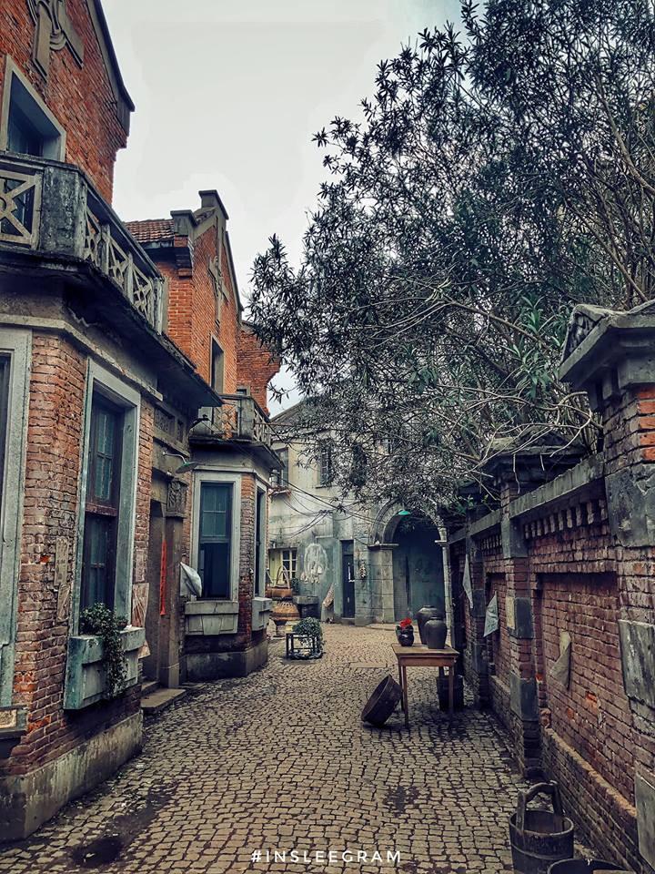 Tham quan phim trường nổi tiếng hàng đầu Thượng Hải: Tân Dòng Sông Ly Biệt và 1 loạt tác phẩm nổi tiếng đều quay ở đây - Ảnh 23.
