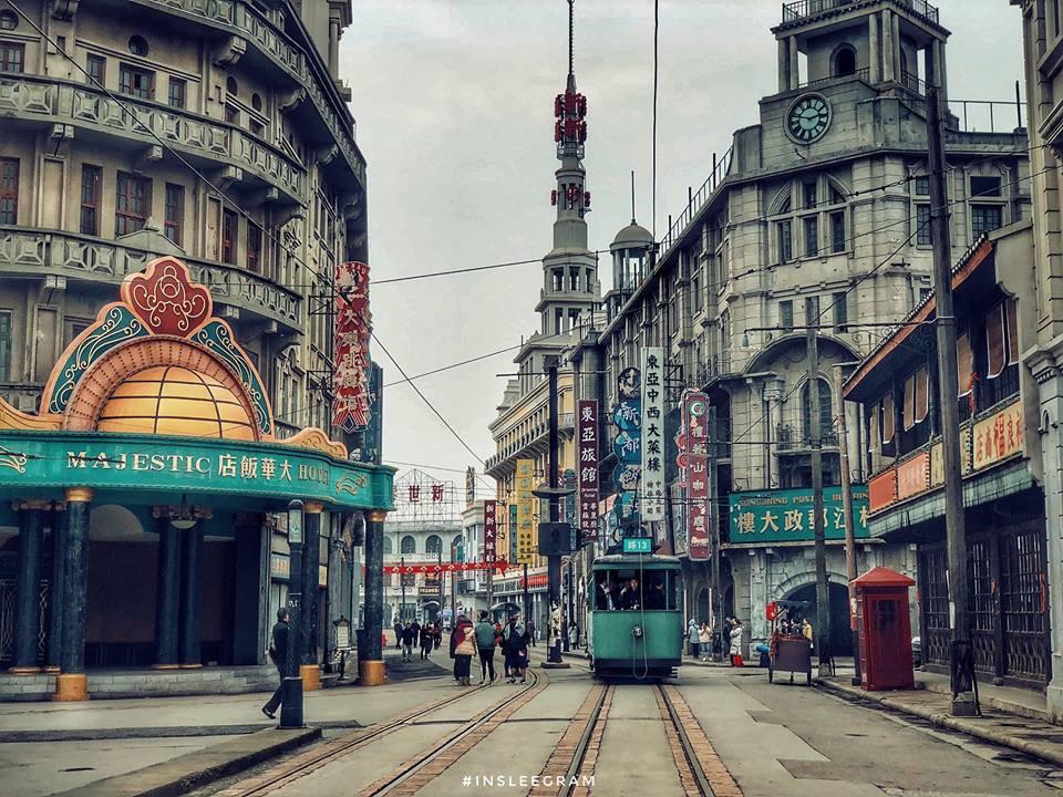 Tham quan phim trường nổi tiếng hàng đầu Thượng Hải: Tân Dòng Sông Ly Biệt và 1 loạt tác phẩm nổi tiếng đều quay ở đây - Ảnh 29.