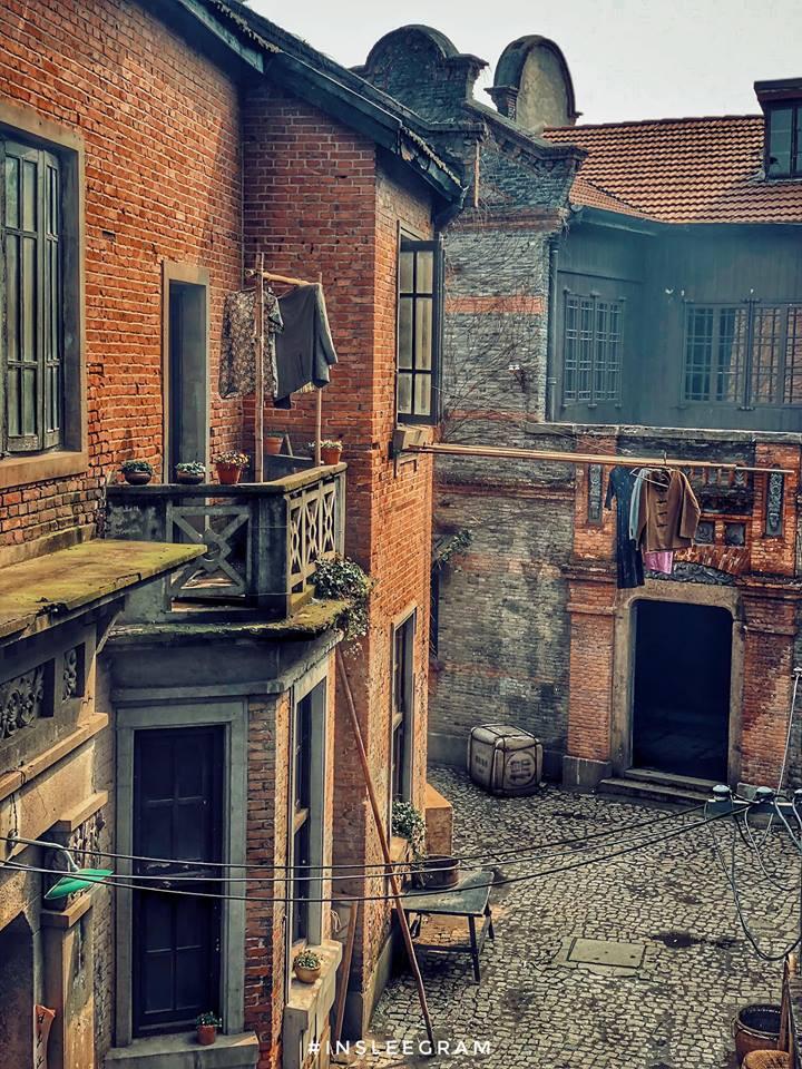 Tham quan phim trường nổi tiếng hàng đầu Thượng Hải: Tân Dòng Sông Ly Biệt và 1 loạt tác phẩm nổi tiếng đều quay ở đây - Ảnh 19.
