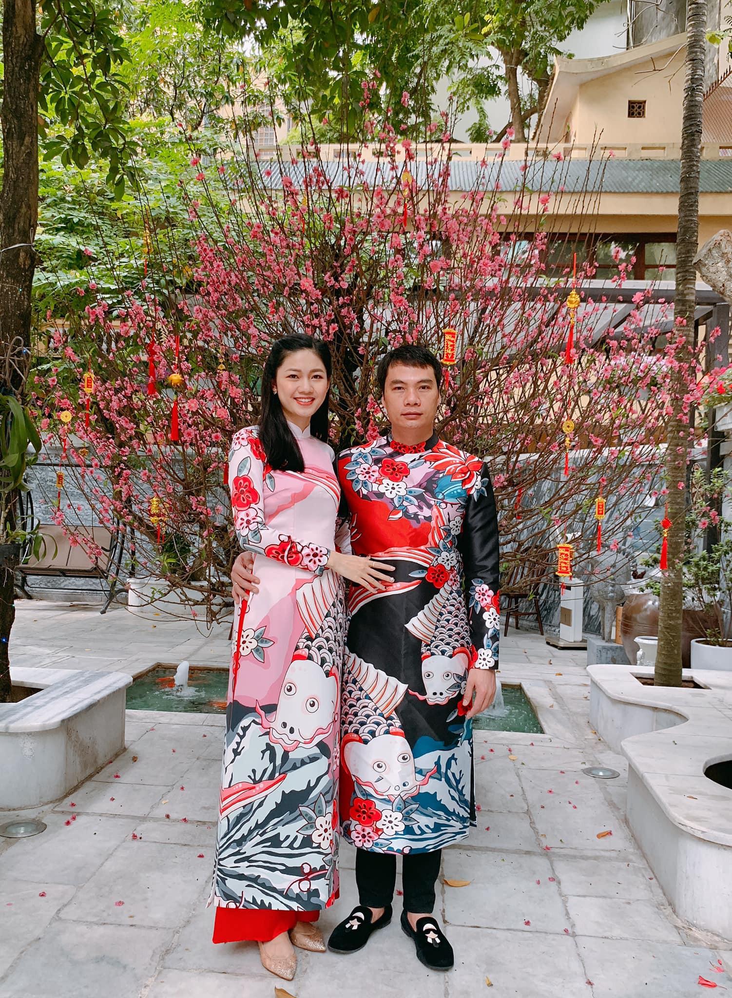 Á hậu Thanh Tú lộ vòng hai lớn bất thường sau 3 tháng kết hôn với ông xã đại gia - Ảnh 3.