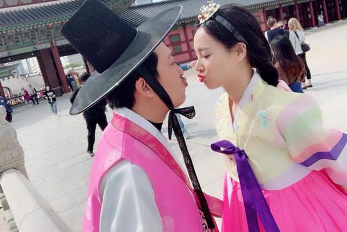 Phát ghen cuộc hôn nhân luôn mật ngọt của Trường Giang - Nhã Phương