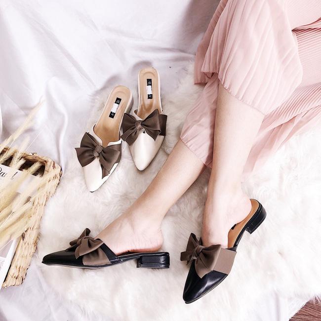 Đã đến lúc những đôi boots thời thượng nhường chỗ cho 4 mẫu giày công sở cách điệu xinh xắn này - Ảnh 10.