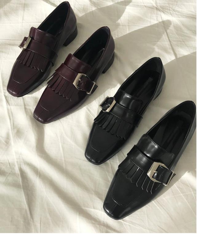 Đã đến lúc những đôi boots thời thượng nhường chỗ cho 4 mẫu giày công sở cách điệu xinh xắn này - Ảnh 7.