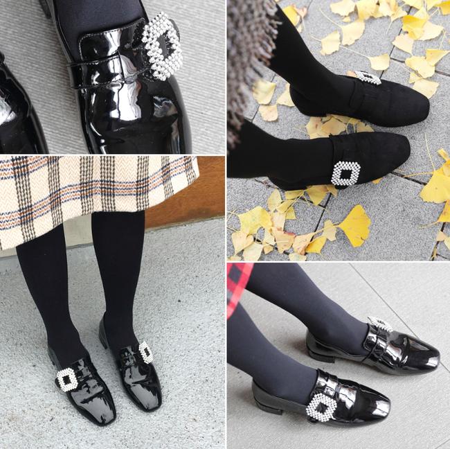 Đã đến lúc những đôi boots thời thượng nhường chỗ cho 4 mẫu giày công sở cách điệu xinh xắn này - Ảnh 2.