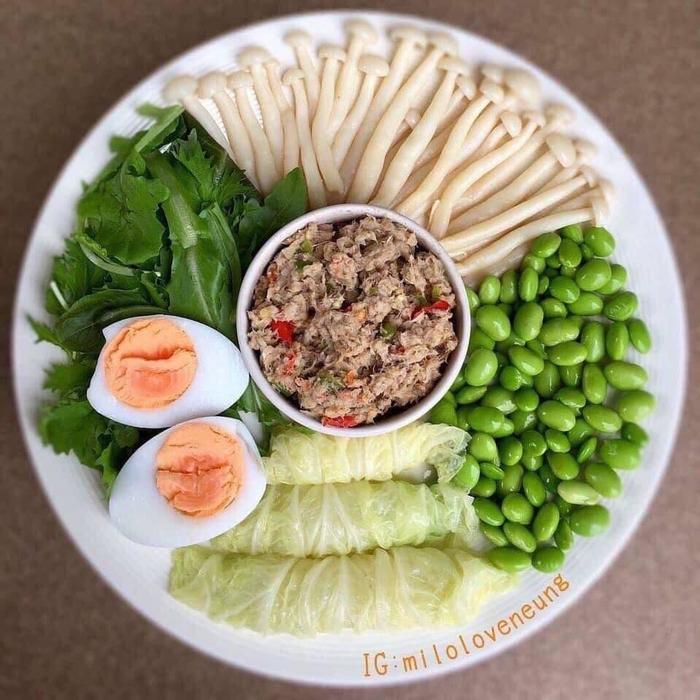 Xem ngay thực đơn giảm cân siêu ngon từ cô nàng Thái Lan