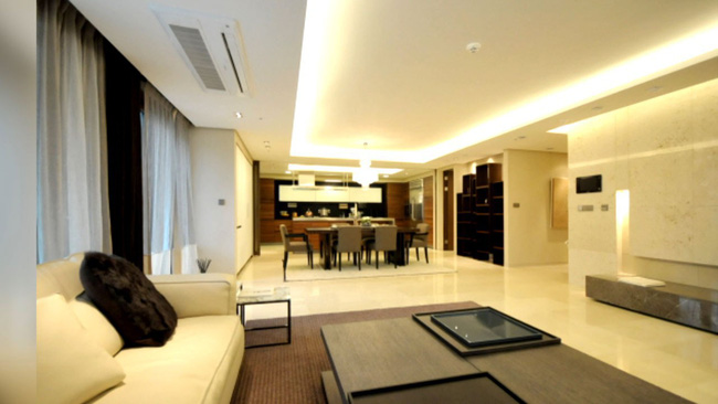 Bi Rain và Kim Tae Hee đồng loạt tậu mỗi người 1 căn hộ giá 70-90 tỉ đồng, chính thức thành hàng xóm của BTS - Ảnh 4.