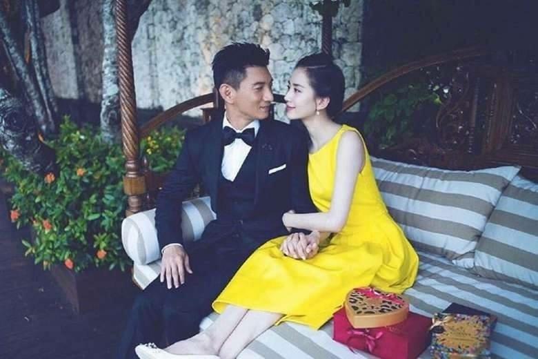 Lưu Thi Thi và Ngô Kỳ Long sắp lên chức bố mẹ.