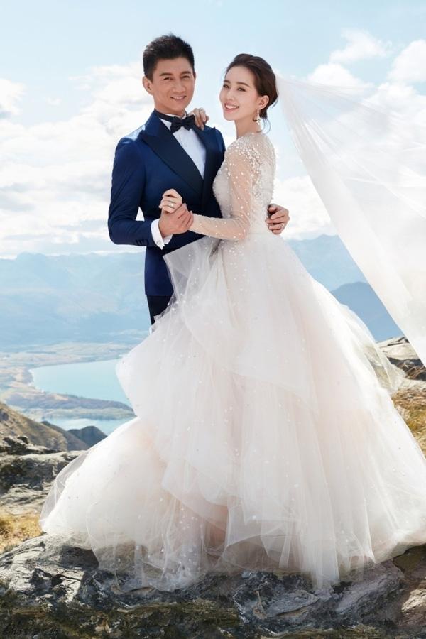 Lưu Thi Thi kết hôn cùng Ngô Kỳ Long.