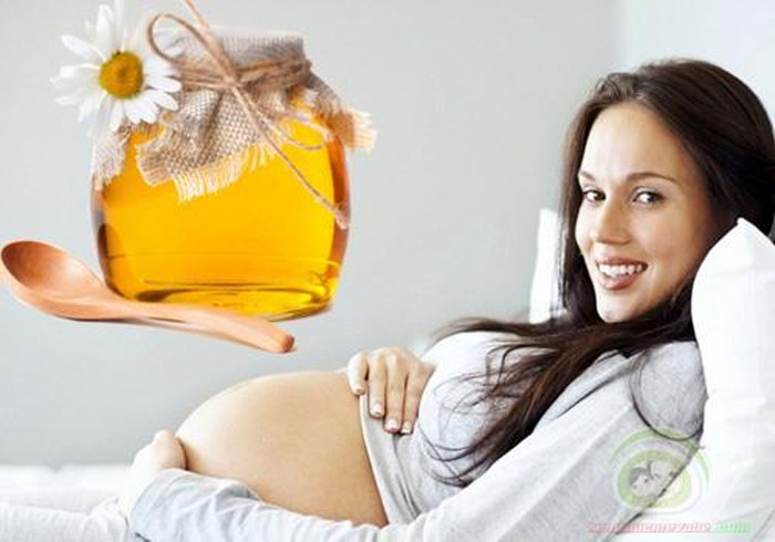 Mẹ bầu có nên uống mật ong?