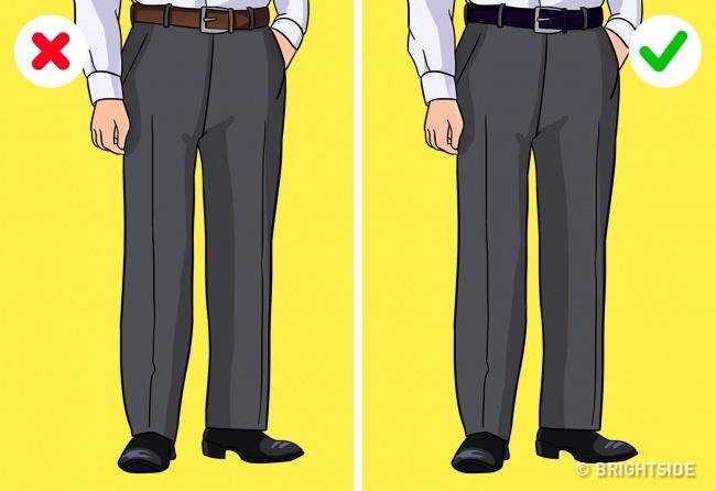 Nếu không biết 14 quy tắc thời trang cơ bản này, dù mặt đồ hiệu đắt tiền cũng chẳng sang