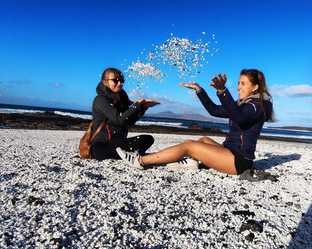 Bãi biển bỏng ngô ở Tây Ban Nha khiến nhiều người thốt lên: Trên đời này đúng là cái gì cũng có! - Ảnh 15.