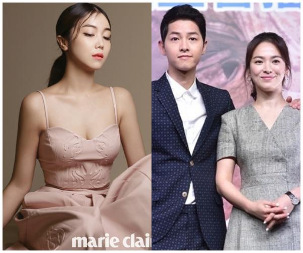 Dung nhan cô gái được cho là đang chung sống với Song Joong Ki: Từng đóng phim tại Việt Nam, nổi tiếng với vai ngoại tình trong phim 18+ - Ảnh 1.