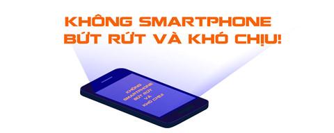 Khong smartphone, cuoc song lieu co hanh phuc hon? hinh anh 3