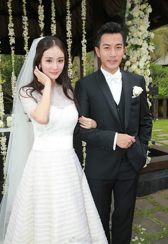 Chưa phân chia tài sản hậu ly hôn, Lưu Khải Uy bị chỉ trích là bám váy bà xã Dương Mịch - Ảnh 1.