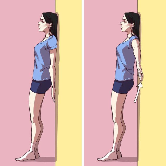 3 bài tập giúp ngừa mọi bệnh tật khi phải ngồi một chỗ cả ngày