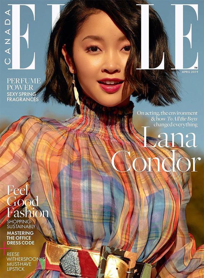 Mỹ nhân 9x gốc Việt lên bìa tạp chí danh tiếng