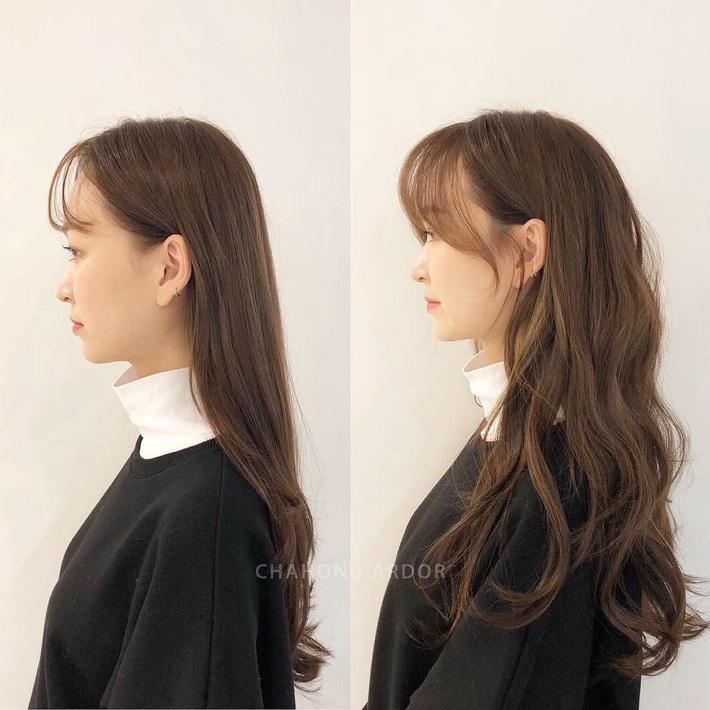 Xoăn sóng lơi: Kiểu tóc xoăn gợn nhẹ siêu tự nhiên, chẳng cần nhuộm mà vẫn trẻ, xinh hết nấc - Ảnh 4.