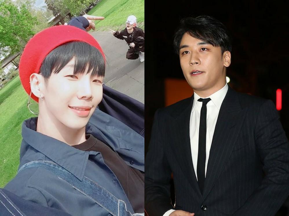 Chị đại Taeyeon cùng loạt sao Hàn công khai đá xéo, phê phán Seungri, Jung Joon Young giữa tâm bão scandal - Ảnh 8.