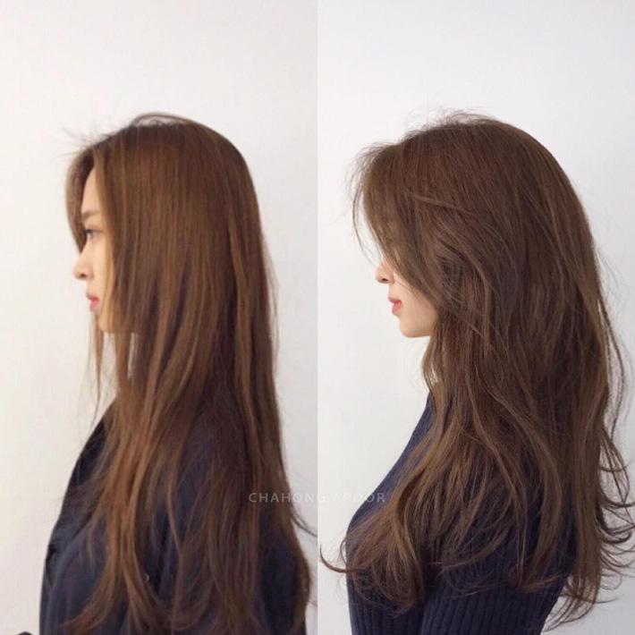 Xoăn sóng lơi: Kiểu tóc xoăn gợn nhẹ siêu tự nhiên, chẳng cần nhuộm mà vẫn trẻ, xinh hết nấc - Ảnh 1.