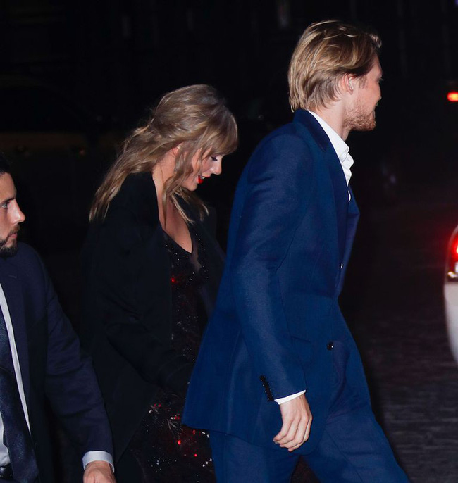 Sau danh sách tình cũ dài như sớ, đây rất có thể là người cuối cùng của Taylor Swift? - Ảnh 3.