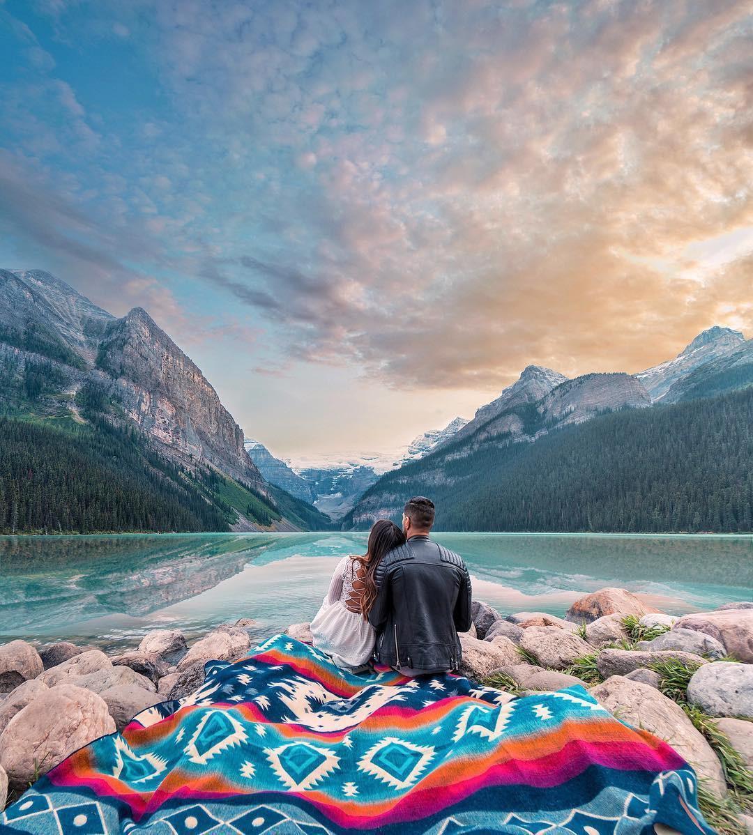 Có gì hay ở hồ nước màu xanh ngọc bích được mệnh danh là thiên đường trần gian ở Canada? - Ảnh 4.