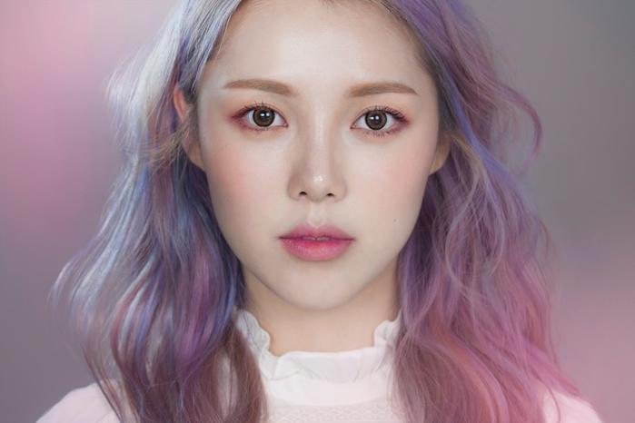 8 màu nhuộm tóc siêu nổi bật 2019