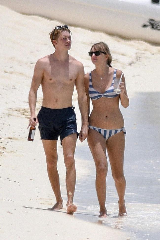 Sau danh sách tình cũ dài như sớ, đây rất có thể là người cuối cùng của Taylor Swift? - Ảnh 2.