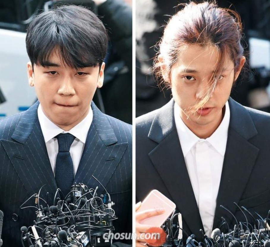 Phiên thẩm vấn đầu tiên: Seungri từ chối nộp điện thoại, Jung Joon Young dùng chiêu cũ, nghi ngờ đã bàn bạc trước - Ảnh 3.