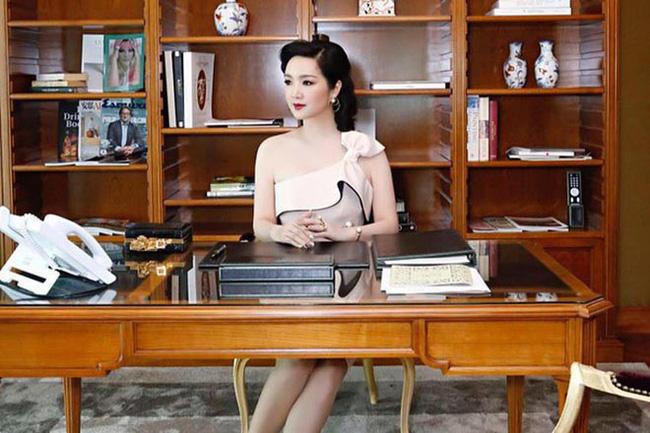 Từng là giai nhân của chủ tịch Tân Hoàng Minh, Hoa hậu không tuổi Giáng My giàu cỡ nào? - Ảnh 5.