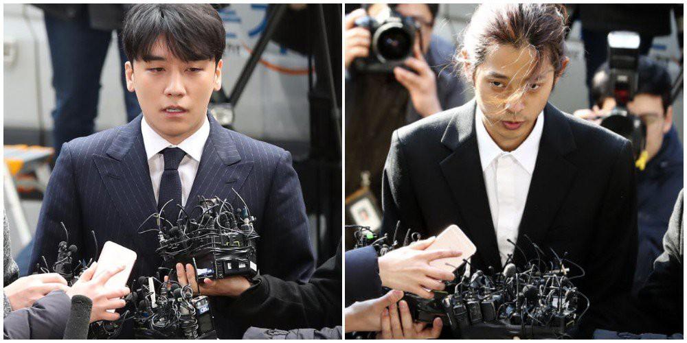 Phiên thẩm vấn đầu tiên: Seungri từ chối nộp điện thoại, Jung Joon Young dùng chiêu cũ, nghi ngờ đã bàn bạc trước - Ảnh 2.