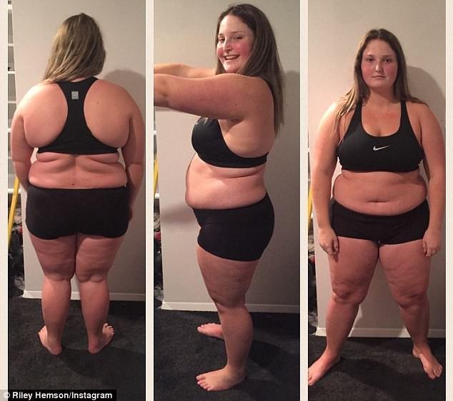 Cô gái New Zealand gây bất ngờ trên Instagram vì giảm được 30kg chỉ với những phương pháp đơn giản - Ảnh 2.