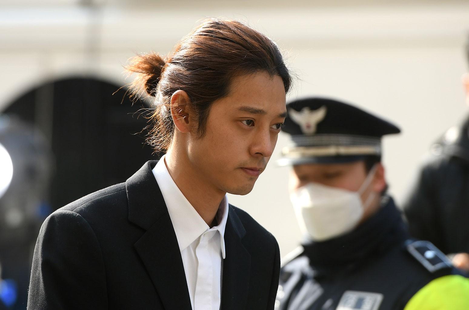 Hậu quả từ scandal của Jung Joon Young: Khiến 1 show thực tế ngừng phát sóng vô thời hạn - Ảnh 1.