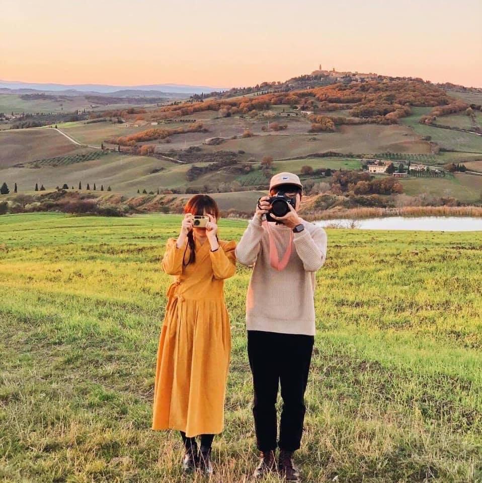 Có người yêu để làm gì? Để cùng nhau đi du lịch và chụp thật nhiều ...