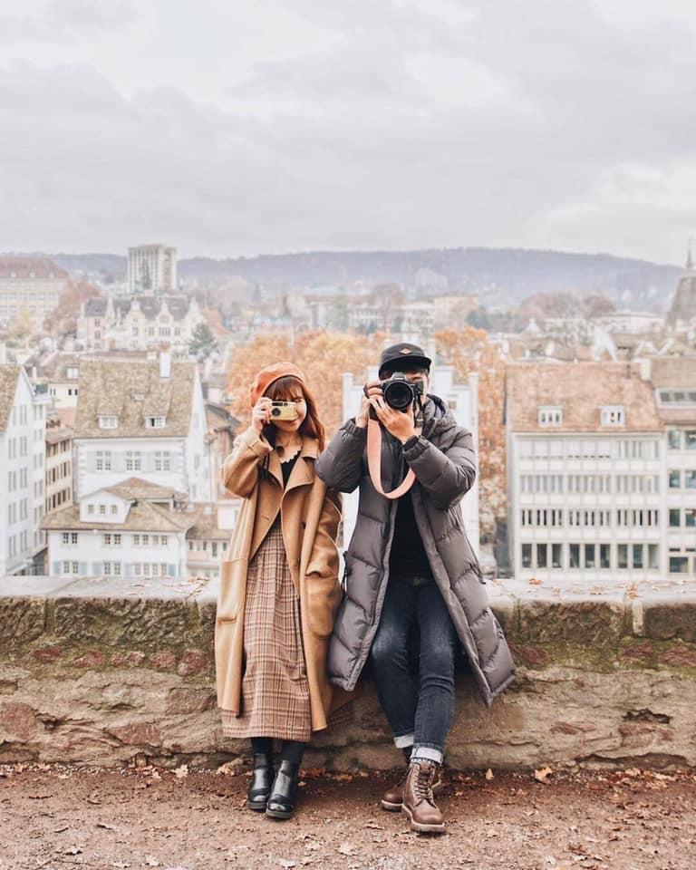 Có người yêu để làm gì? Để cùng nhau đi du lịch và chụp thật nhiều ảnh đẹp chứ để làm gì nữa! - Ảnh 3.