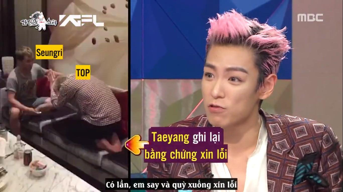 Seungri thường không thèm tụ tập cùng Big Bang, bị T.O.P than phiền vì hay nói về tiền - Ảnh 9.