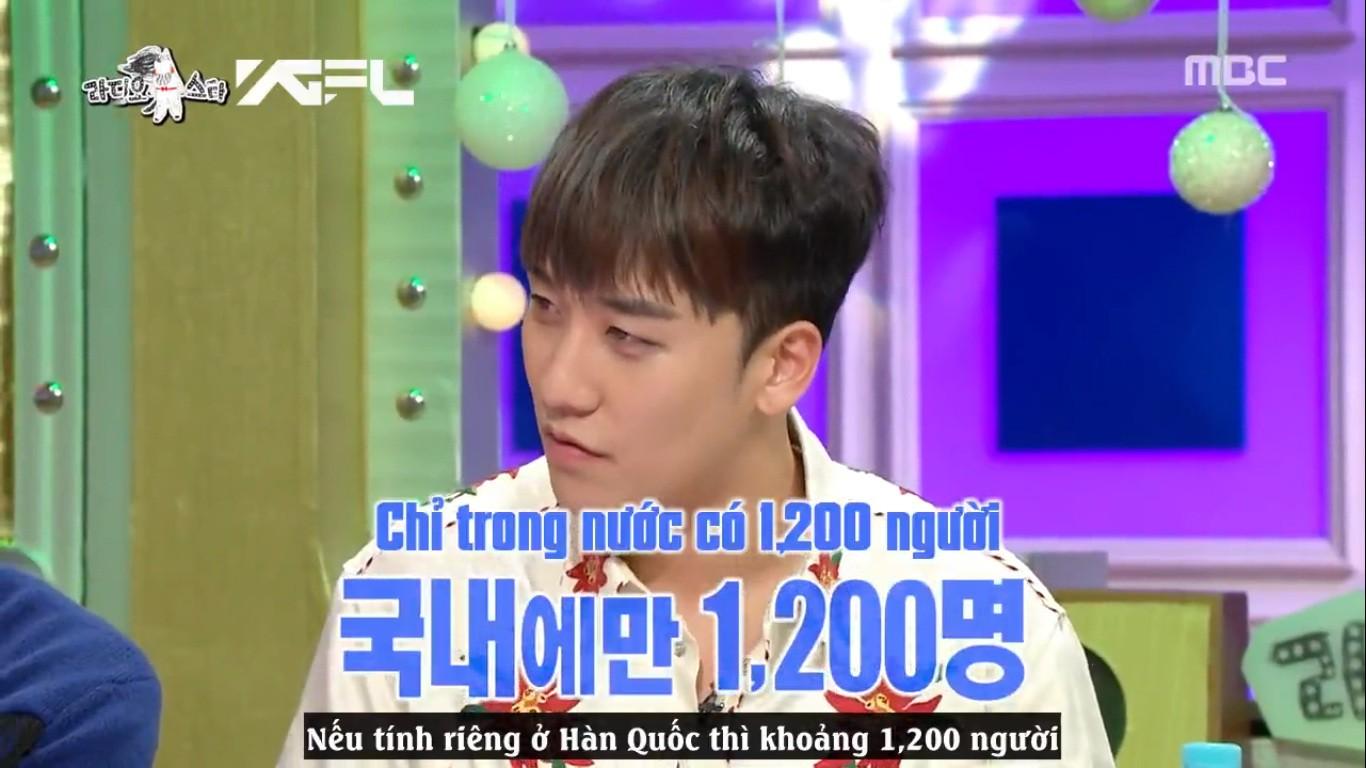 Seungri thường không thèm tụ tập cùng Big Bang, bị T.O.P than phiền vì hay nói về tiền - Ảnh 2.