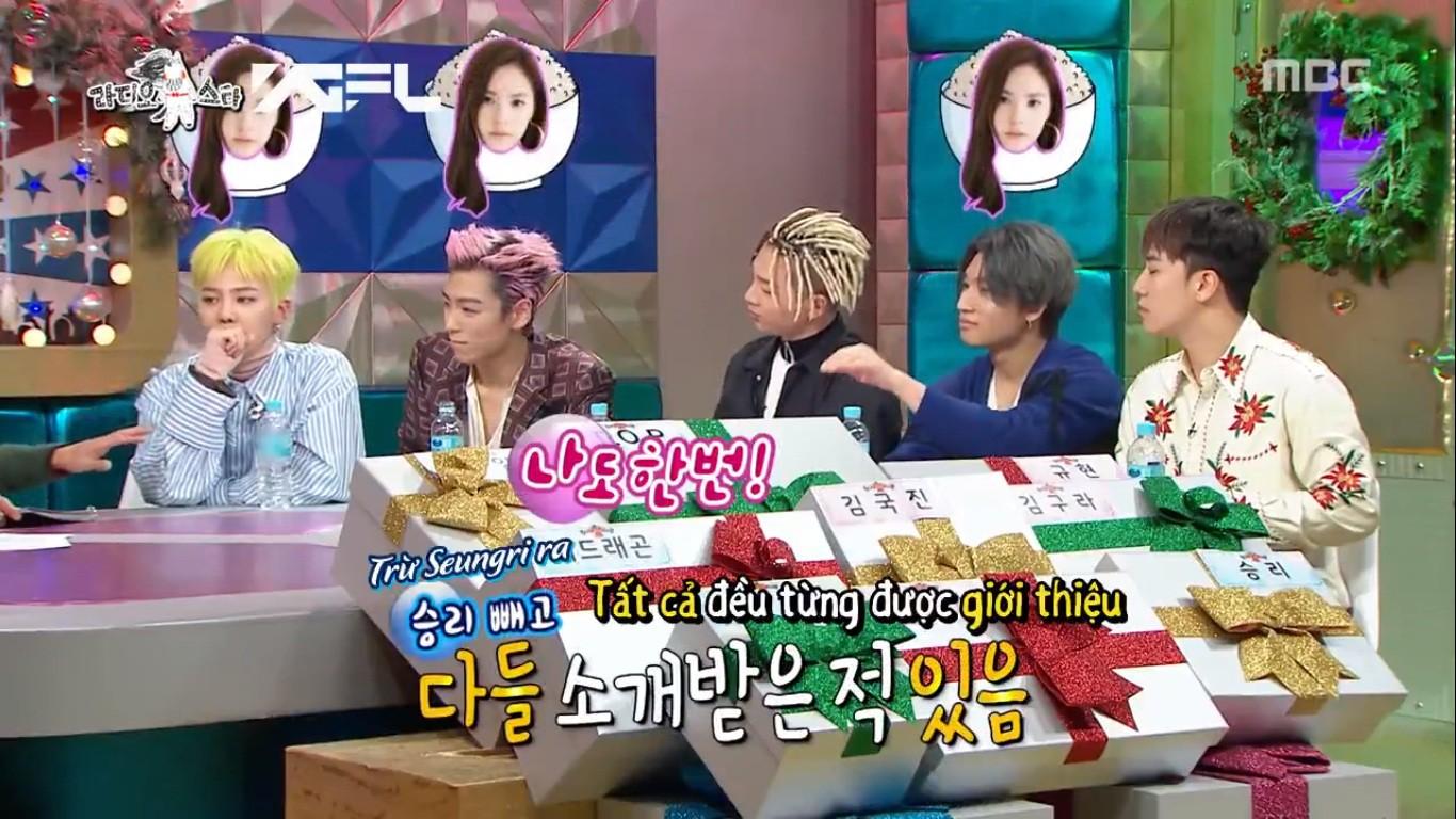 Seungri thường không thèm tụ tập cùng Big Bang, bị T.O.P than phiền vì hay nói về tiền - Ảnh 1.