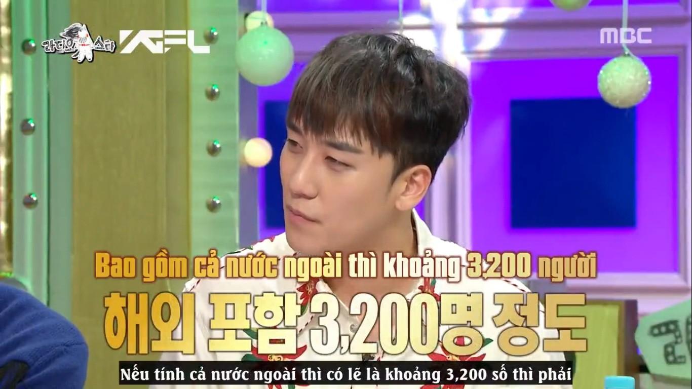 Seungri thường không thèm tụ tập cùng Big Bang, bị T.O.P than phiền vì hay nói về tiền - Ảnh 3.