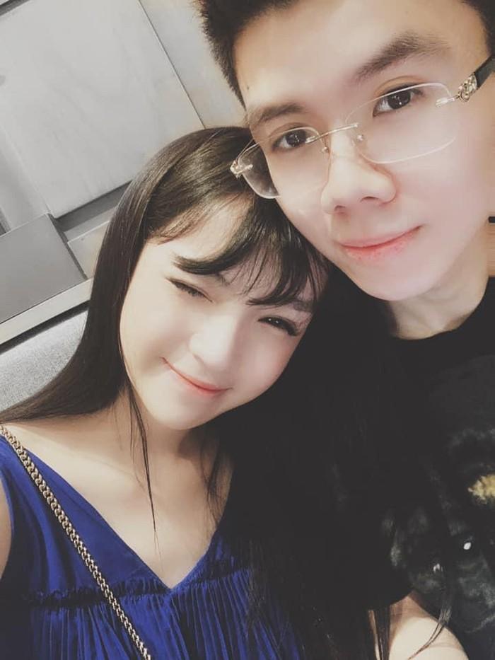 Bạn gái Phan Hoàng: 'Quen biết và được anh yêu thương là điều vô cùng may mắn trong cuộc đời em'