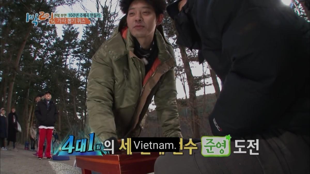 Jung Joon Young từng khiến Cha Tae Hyun bị phạt khi đoán bừa tên thủ đô Việt Nam - Ảnh 7.