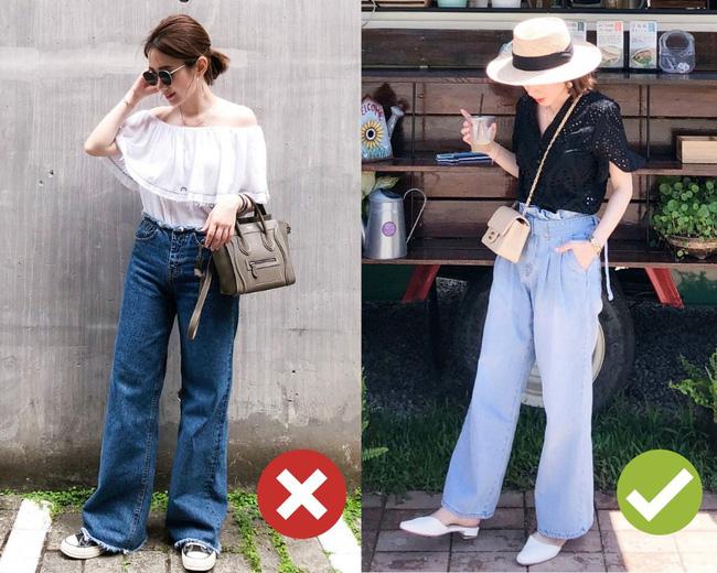 Khuyên thật lòng: Bạn đừng mix quần jeans với 3 kiểu giày dép này kẻo phí cả set đồ  - Ảnh 3.