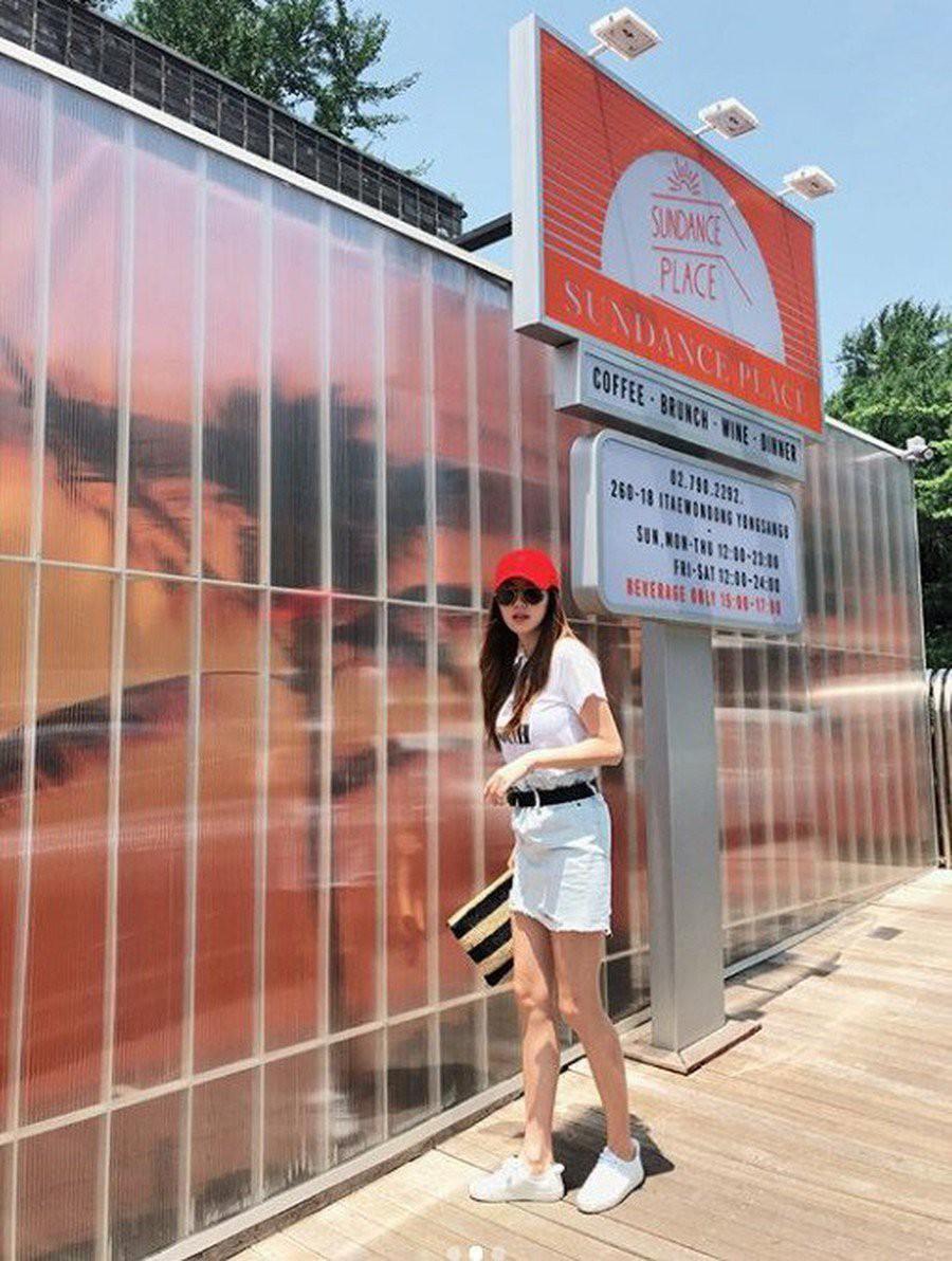 Park Han Byul: Mỹ nhân dao kéo cực phẩm hiếm có, nhưng yêu ai là người đó dính phốt chấn động lịch sử Kbiz - Ảnh 15.
